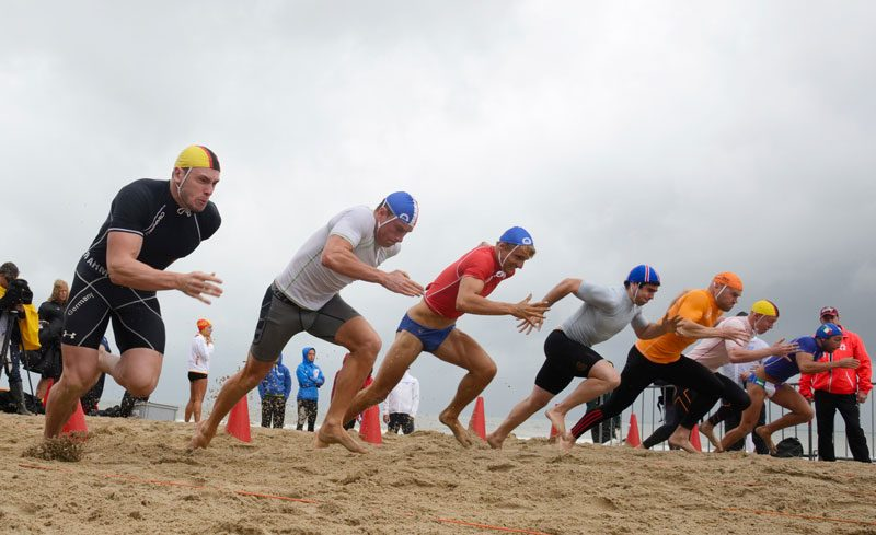Life Saving Magazine - European championships in Ostend © Stefan-Feys