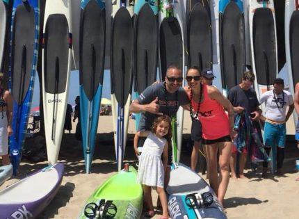 Catalina Paddleboard Classic / Médéric Berthe revient sur son exploit