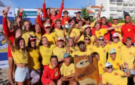Hossegor conserve son titre national